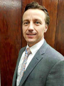 former Joliet City Manager Martin Shanahan